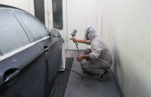 Talleres Volvo Gresalba Pintura